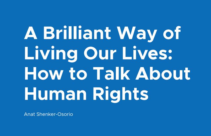 Narrativas de Direitos Humanos